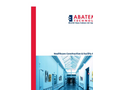 Healthcare Construction & Facility Maintenance - Brochure