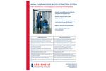 Abatement Technologies - Model Mega-Pump MP3000 - Water Extraction System - Brochure