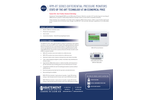 Abatement - Model RPM-RT1 - Single Room Pressure Monitor - Brochure