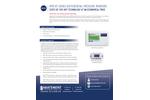 Abatement - Model RPM-RT2 - Dual Room Pressure Monitor - Brochure