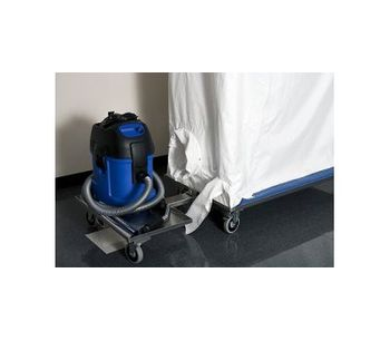 Aire Guardian - Model AG3000MCCK - Mobile Containment Cube
