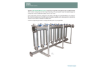 Strainrite - Model SRMS - Manifold Systems for Bag/Element Vessels Brochure