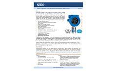Sierra - Model 5100-XX-IT - Electrochemical Toxic Gas Sensor - Datasheet