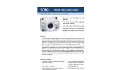 Sierra - Model 3986 - UV/IR Flame Detector - Brochure