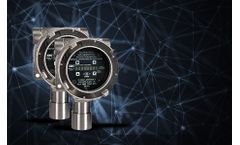 SMC - Model 5100-28-IT - Infrared Combustible Gas Sensor