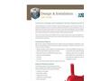 Design & Installation Services PDF