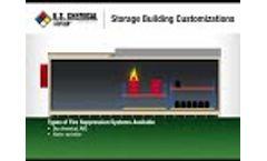 U.S. Chemical Storage® (A Justrite® Company) Storage Building Customizations Video