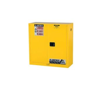 Sure-Grip - Model 899020 / 899021 / 899023 / 899025 - Flammable Safety Cabinet