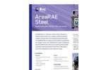 AreaRAE Steel - Model 2 - Transportable Wireless Multi-Gas Monitor Brochure