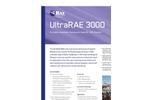 UltraRAE - Model 3000 - Portable Wireless Advanced VOC Monitor Brochure