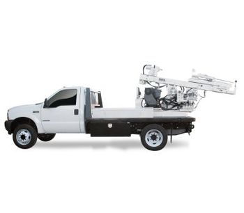 SIMCO - Model 2400 - Water Utility and Gas Utility Leak Detection Drilling System
