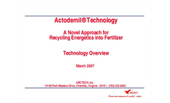Actodemil Brochure