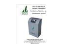 Model OG-15 - Oxygen Generator Manual