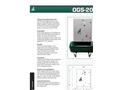 Model OGS-20 - Oxygen Generator