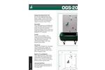 Model OGS-20 - Oxygen Generator Brochure
