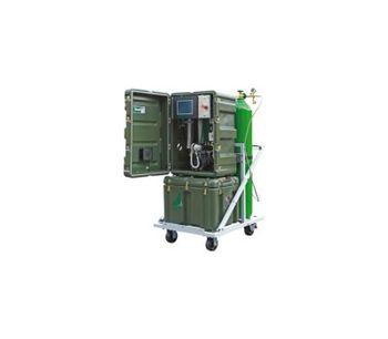 OGSI - Model CFP-15M - Oxygen Generator Cylinder Filling Plant (Military)