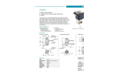 Gems - A Series - Solenoid Valve Catalogue