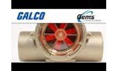Gems Sensors & Controls RFI Series Flow Sensors Video