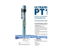 Myron L - Model ULTRAPEN  PT1 - Conductivity/TDS/Salinity & Temperature Pen - Datasheet