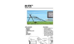 AG-STIK - 599A - Systems Datasheet
