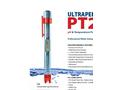 Myron L - Model ULTRAPEN PT2 - pH & Temperature Pen - Datasheet