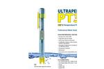 Myron L - Model Ultrapen PT3 - ORP/REDOX & Temperature Pen - DataSheet