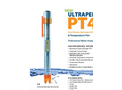 Myron L - Model ULTRAPEN PT4 - Free Chlorine Equivalent (FCE ) & Temperature Pen - DataSheet