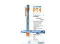 Myron L - Model ULTRAPEN PT4 - Free Chlorine Equivalent (FCE ) & Temperature Pen - Operation Manual