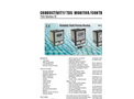 Myron L - Model 750 Series II - Conductivity/TDS Monitor/Controllers - Datasheet