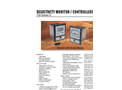 Myron L - Model 750 Series II - Resistivity Monitor/Controllers - Datasheet