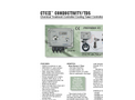 CTCII - Conductivity/TDS Chemical Treatment Controller / Cooling Tower Controller - Datasheet