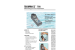Myron L - Model TechPro II - TH1 - Measuring pH and Temperature - Datasheet