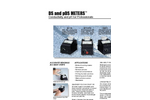 Myron L - Model DS And pDS Meters - Conductivity / TDS and pH for Professionals - Datasheet