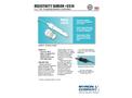 Resistivity Monitor/Controllers CS10 - Brochure