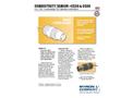 Conductivity Sensor #CS50 and CS6O - Brochure