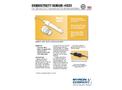 Conductivity Sensor #CS51 - Brochure