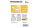 Conductivity Sensor #CS52 - Brochure