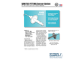 Sanitec Fitting Sensor Option - For All CS10 and CS51 Sensor Models - Brochure