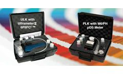 Myron L - Litho-Kits for Fountain Solution Control