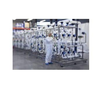 Ovivo - Model UPW - Ultrapure Water Treatment System