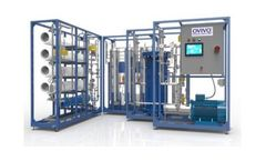 Ovivo - Model FWM Series - Fresh Water Maker