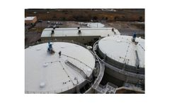Ovivo - Steel Digester Covers