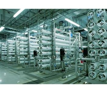 Ultrapure Water Treatment System-1