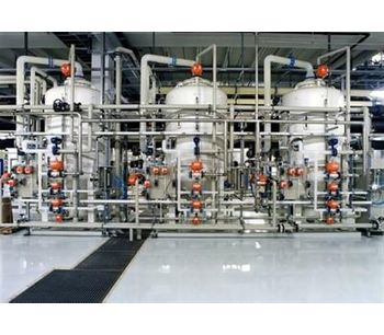 Ultrapure Water Treatment System-3