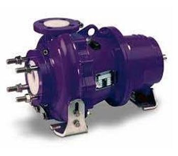 Ovivo - Model UPW - Non-Metallic Pumps for Ultra-Pure Water Applications