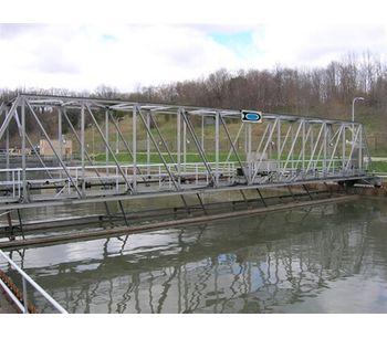 Ovivo - Traveling Bridge Clarifier