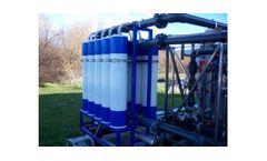 Ovivo stormBLOX - Physical-chemical (P/C) Treatment Process
