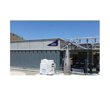 Ovivo microBLOX - Membrane Bioreactor (MBR) Onsite Wastewater Treatment System