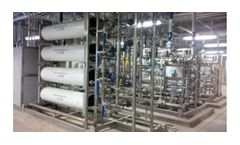 Ovivo - Model EDI - Electrodeionization Unit