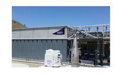 Ovivo nanoBLOX™ - Model MBR - Onsite Wastewater System